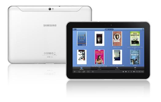 Lesen Sie jetzt Ihre eBooks ganz bequem auf den Geräten der Samsung Galaxy-Familie